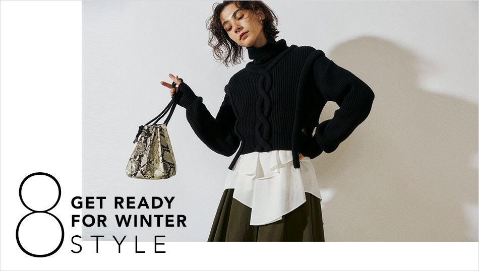 GET READY FOR WINTER -8 STYLE-